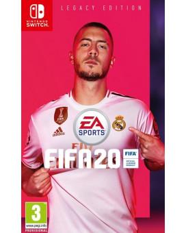AKCIJA Switch FIFA 20 - Legacy Edition