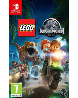 Switch Lego Jurassic World