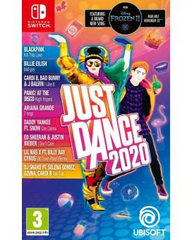 AKCIJA Switch Just Dance 2020