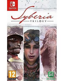 Switch Syberia Trilogy