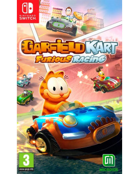 Switch Garfield Kart - Furious Racing