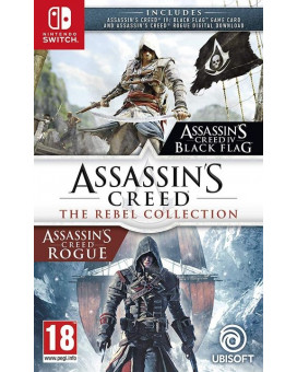 Switch Assassin's Creed - The Rebel Collection