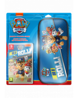 Switch Paw Patrol - On a Roll ! + Torbica