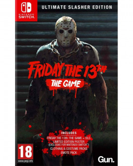Switch  Friday the 13th - Ultimate Slasher Edition