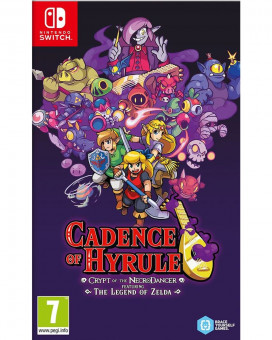Switch Cadence of Hyrule - Crypt of the NecroDancer