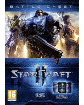 PCG Starcraft 2 Battle Chest
