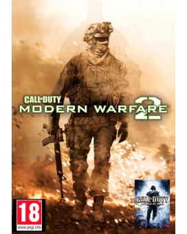PCG Call of Duty - Modern Warfare 2 + World At War