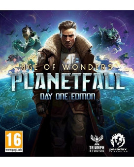 PCG Age Of Wonders - Planetfall - Day One Edition