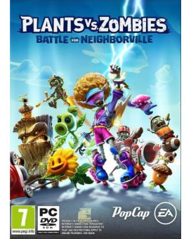 AKCIJA PCG Plants vs. Zombies - Battle For Neighborville