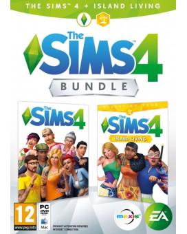 AKCIJA PCG The Sims 4 + Expansion Island Living