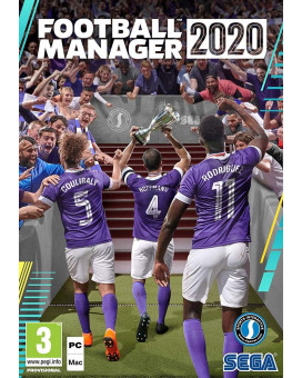 AKCIJA PCG Football Manager 2020