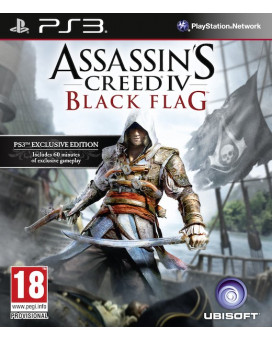 PS3 Assassin's Creed 4 - Black Flag