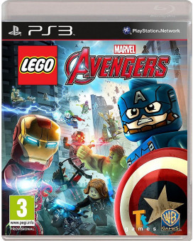 PS3 Lego Marvel's Avengers