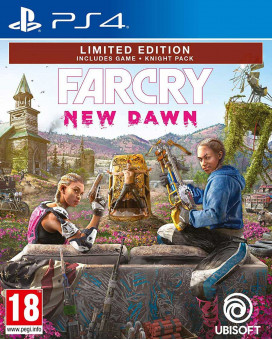 PS4 Far Cry - New Dawn - Limited Edition
