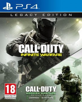 PS4 Call of Duty - Infinite Warfare - Legacy Edition