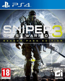 PS4 Sniper - Ghost Warrior 3