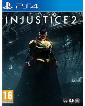 PS4 Injustice 2