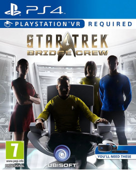 PS4 Star Trek - Bridge Crew VR