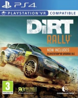 PS4 Dirt Rally VR