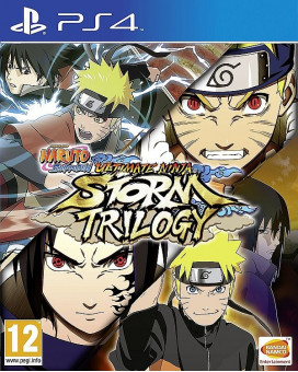 PS4 Naruto Shippuden Ultimate Ninja Storm Trilogy