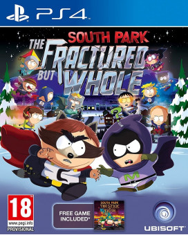 PS4 South Park - The Fractured But Whole