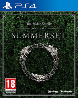 PS4 The Elder Scrolls Online - Summerset