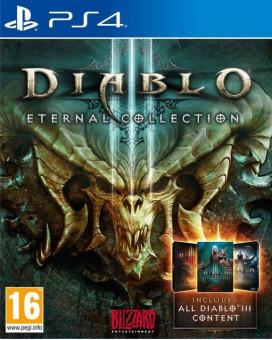 AKCIJA PS4 Diablo 3 - Eternal Collection