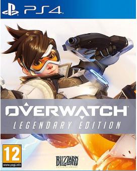 AKCIJA PS4 Overwatch Legendary Edition
