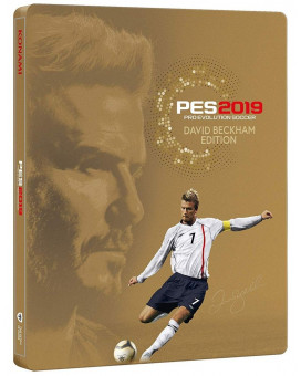 PS4 Pro Evolution Soccer 2019 - PES 2019 - David Beckham Edition