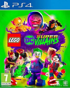PS4 LEGO Super Villains