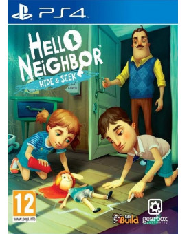 PS4 Hello Neighbor - Hide & Seek
