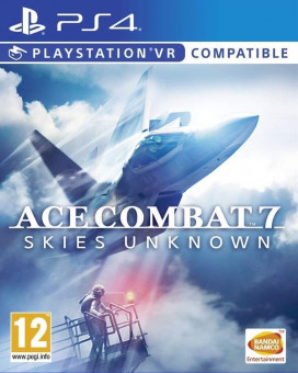 PS4 Ace Combat 7 - Skies Unknown