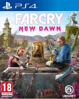 PS4 Far Cry - New Dawn
