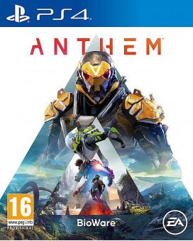 AKCIJA PS4 Anthem