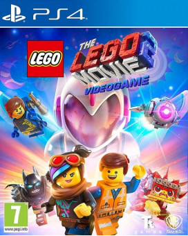 PS4 Lego The Movie Videogame 2