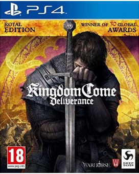 PS4 Kingdom Come - Deliverance Royal Edition
