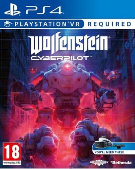 PS4 Wolfenstein - Cyberpilot VR