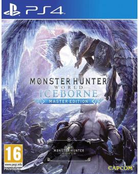 AKCIJA PS4 Monster Hunters - World Iceborn - Master Edition