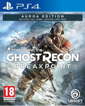 AKCIJA PS4 Tom Clancy's Ghost Recon Breakpoint - Auroa Edition