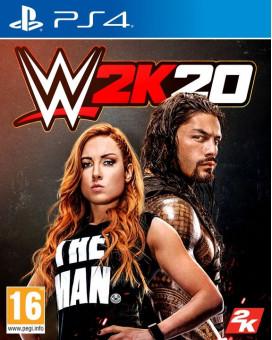 AKCIJA PS4 WWE 2K20