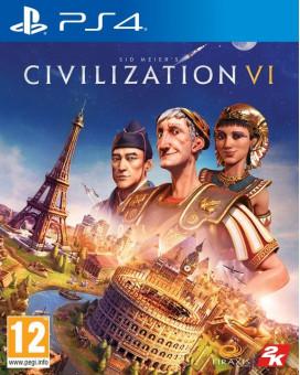 AKCIJA PS4 Sid Meier's Civilization 6