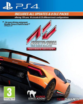 PS4 Assetto Corsa - Ultimate Edition