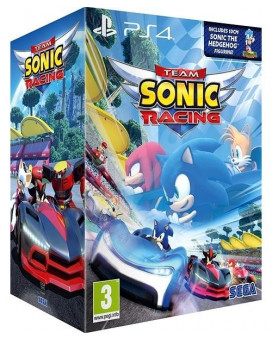 PS4 Team Sonic Racing - Special Edition