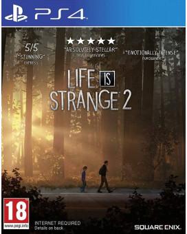 AKCIJA PS4 Life Is Strange 2