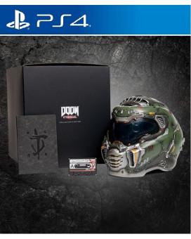 PS4 DOOM Eternal Collector's Edition