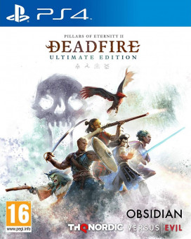 PS4 Pillars Of Eternity 2 - Deadfire - Ultimate Edition