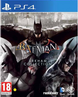 PS4 Batman - Arkham Collection