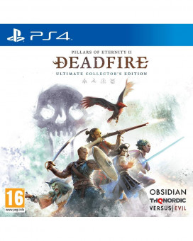 PS4 Pillars Of Eternity 2 - Deadfire - Collector's Edition