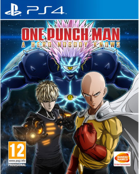 PS4 One Punch Man -  A Hero Nobody Knows