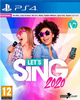 PS4 Let's Sing 2020